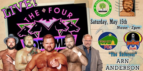 Arn Anderson Meet and Greet tickets