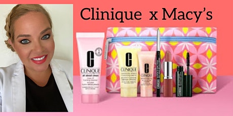 Clinique Free Gift and New Product Launches  Sneak Peak Virtual Event tickets