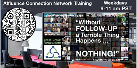 Online Virtual Business Networking Automations Training tickets
