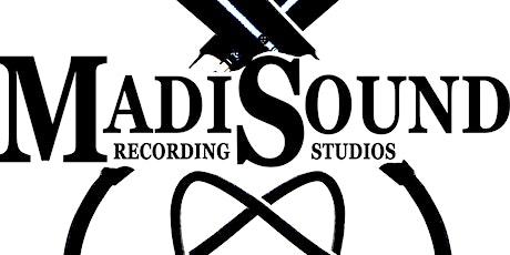 MadiSound Studios presenta  su  11º Festival de canto entradas