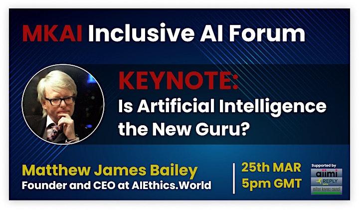 Trust in the Age of AI | MKAI Inclusive Forum | Part 3: Data Disclosure image