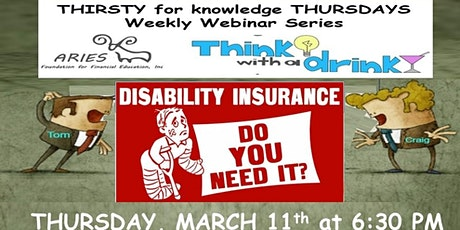 How Does Disability Insurance Work? tickets