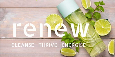 RENEW - 7 Day Cleanse tickets