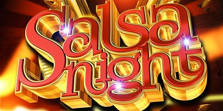 Salsa night @ The Oxford Scholar tickets
