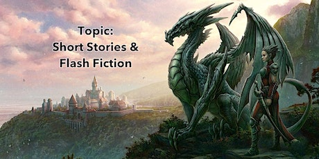 Asheville Fantasy Writers - March Virtual Meeting tickets