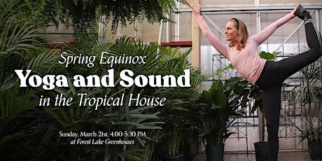 Spring Equinox Yoga & Sound tickets