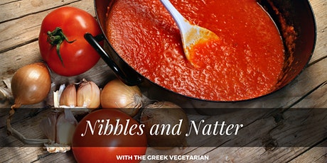 Cooking Demonstration with The Greek Vegetarian: Simple sauces tickets