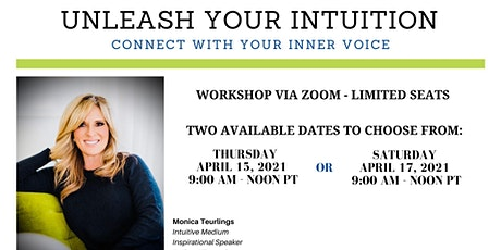 Unleash Your Intuition tickets
