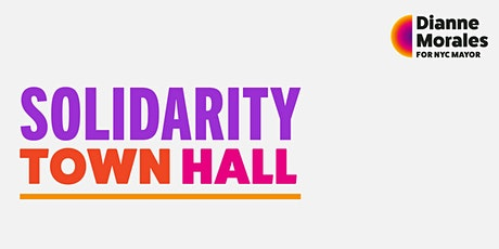 Solidarity Town Hall tickets