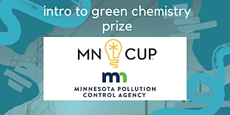 """Introducing the """"Green Chemistry Prize"""" tickets"""