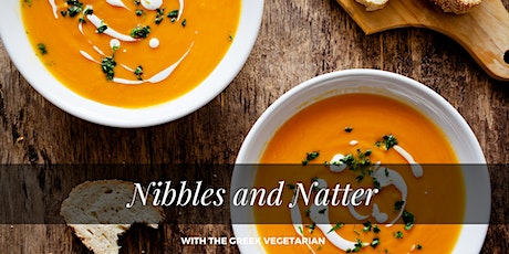 Cooking Demonstration with The Greek Vegetarian: Simple, easy soups. tickets