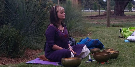 Relaxation Sound Bath Meditation tickets