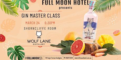 FMH x Wolf Lane Gin Masterclass tickets