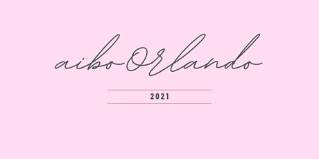 aibo Orlando 2021 ingressos