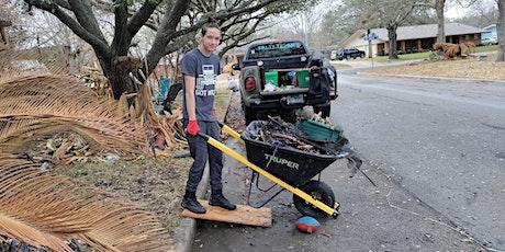 Winter storm Uri Clean-Up - Volunteers NEeded!! tickets