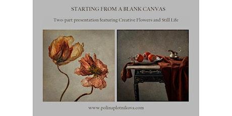 Creative Flower Photography with Polina Plotnikova FRPS ONLINE tickets