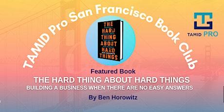 TAMID Pro: San Francisco Book Club Series – Part 2 tickets