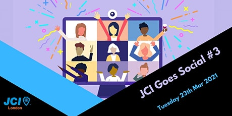 JCI Goes Social #3 tickets
