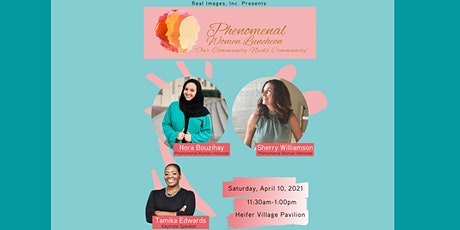 Phenomenal Women Luncheon 2021 tickets