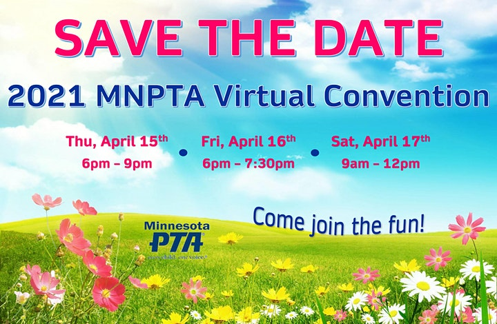 Minnesota PTA Virtual Convention image