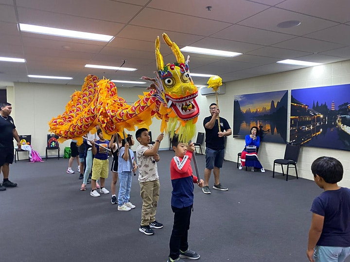 Lion Dance Kids  - Active Lion Kids Class (Willoughby) image