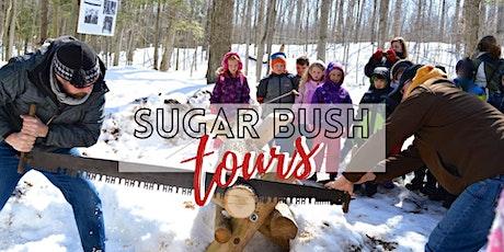 Sugar Bush Adventure tickets