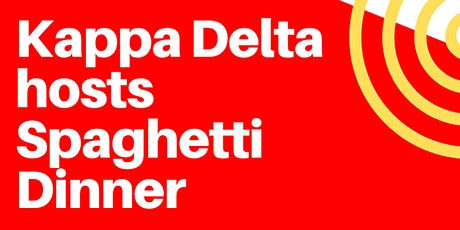 Spaghetti Dinner Hour 2 (5:30-6:30) tickets