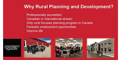 Rural Planning and Development Open House (March 2021) tickets