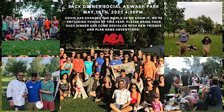 Sack Dinner Social at Wash Park with Always Choose Adventures tickets