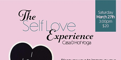 The Self Love Workshop tickets