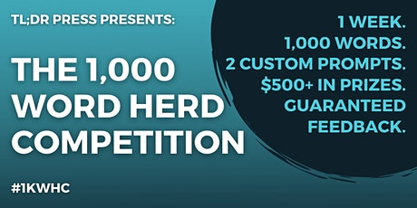 The 1,000 Word Herd Competition: Year 2 tickets
