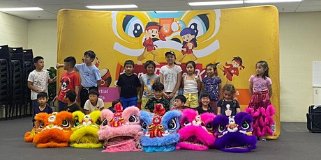 Lion Dance Kids  - Active Lion Kids Class (Hurstville) tickets