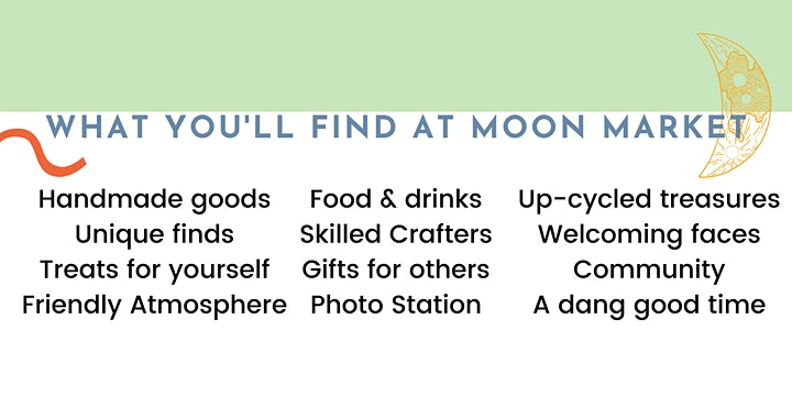 Moon Market- March 20th & 21st image