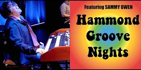 Hammond Groove Nights at The Main Bar feat. Sammy Owen tickets