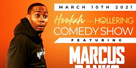 Marcus Banks Presents Free Comedy Night tickets