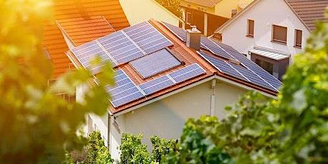 Free Solar Webinar-Go Green Solar tickets