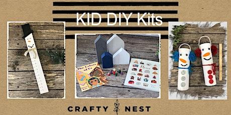 March DIY Kids Craft Kits tickets