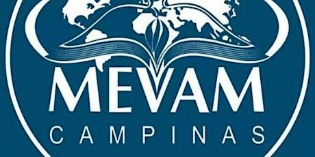 CULTO MEVAM CAMPINAS/NOITE ingressos