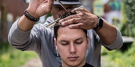 SECRETS TO BECOMING A SUCCESSFUL, HIGH-END BARBER tickets
