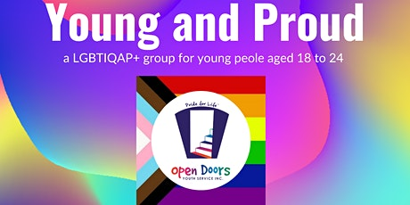Young and Proud tickets