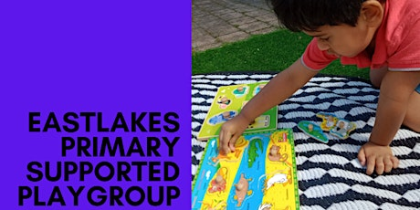 Eastlakes Supported Playgroup (0-5 years) Term 1 Week 6 tickets