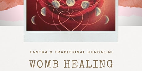 Womb Healing Online - International Women's Day - Donation Based tickets