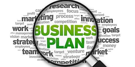 How to Write a Business Plan Webinar tickets
