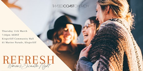 REFRESH! A WOMENS ENCOUNTER NIGHT tickets