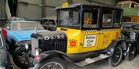 Southern Highlands Branch: Historic Cars in Bundanoon tickets