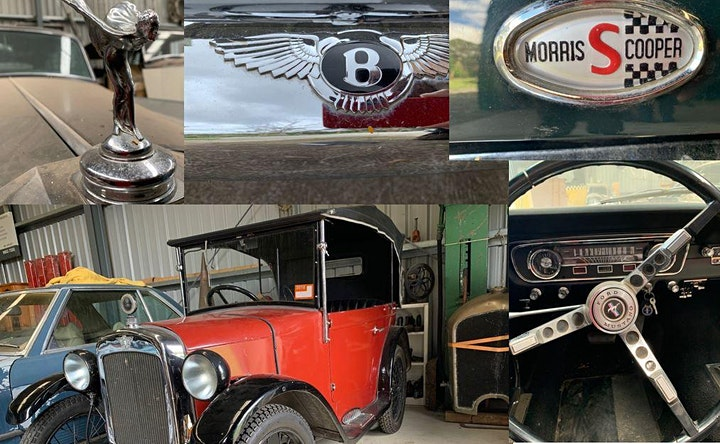 Southern Highlands Branch: Historic Cars in Bundanoon (rescheduled date) image
