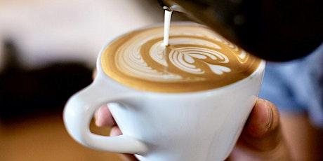 Latte Art Workshop 3-7-2021 tickets