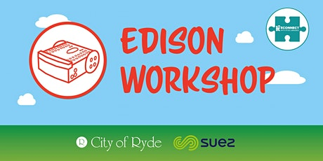 Edison Workshop - AGES 9+ Years tickets