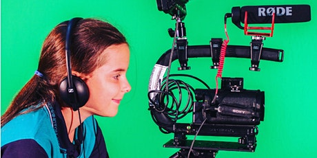 Hello Holidays: Film Making for ages 8-12 tickets