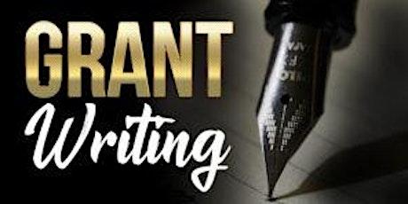 Grant Writing  Webinar tickets